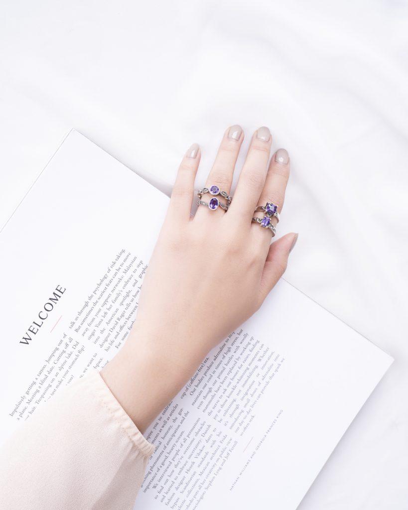 แหวนเงินแต่งงาน